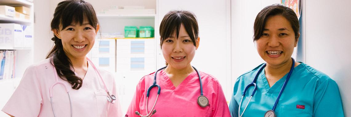 OIST Health Center Staff