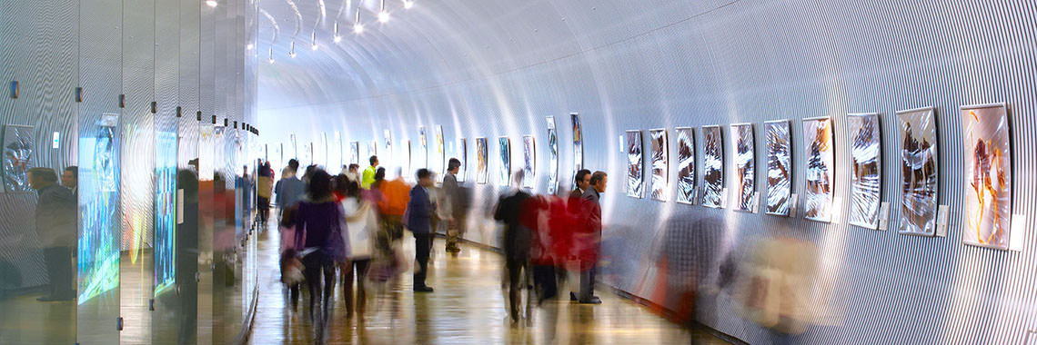 The OIST Tunnel Gallery
