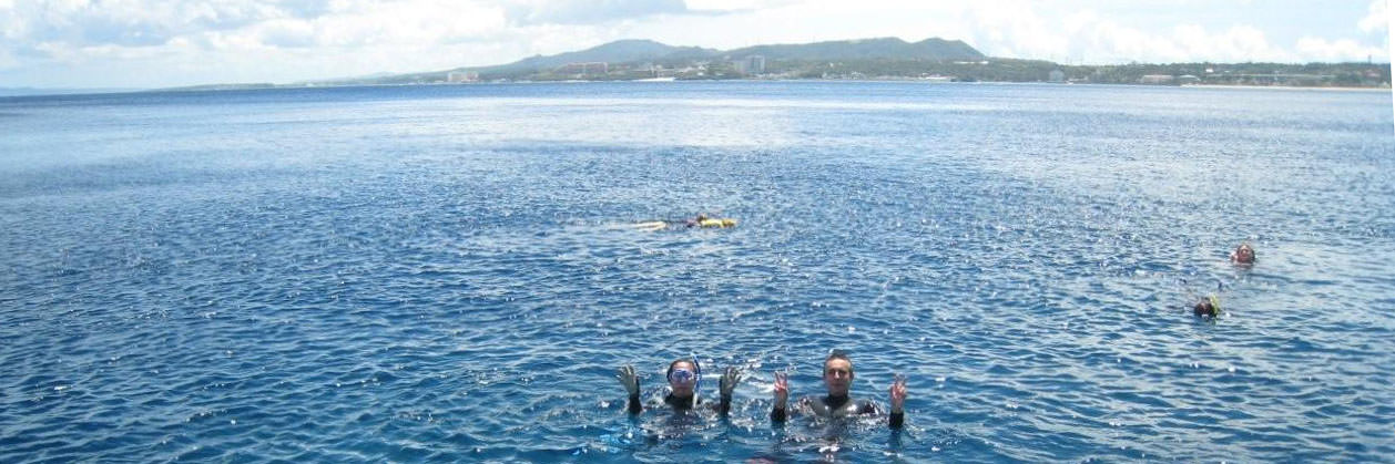 OIST Welcome Club Snorkeling and Diving Trip